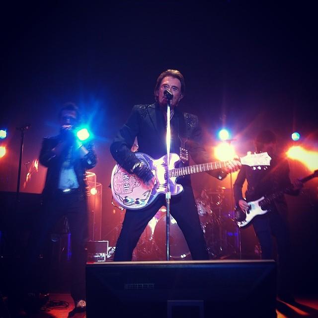 Tournée Américaine 2014 Johnny60