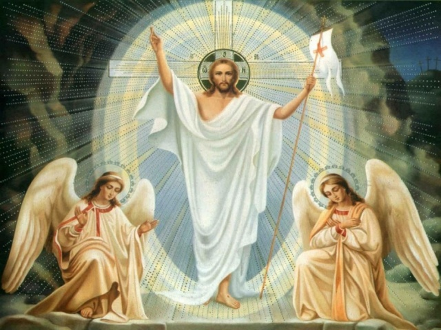 PÂQUES (Temps Pascal) Christ11