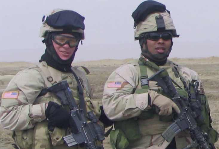 The 173rd Airborne Brigade, Afghanistan '05-'06 C-1-5011