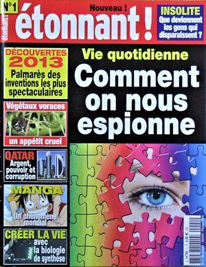 étonnant n°1 - janvier/février 2014 - revue bimensuelle Atonna10