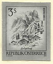 Österreich - Specimen, Schwarzdrucke, Buntdrucke 0300_a10