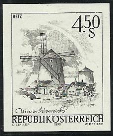 Österreich - Specimen, Schwarzdrucke, Buntdrucke 0450_s10