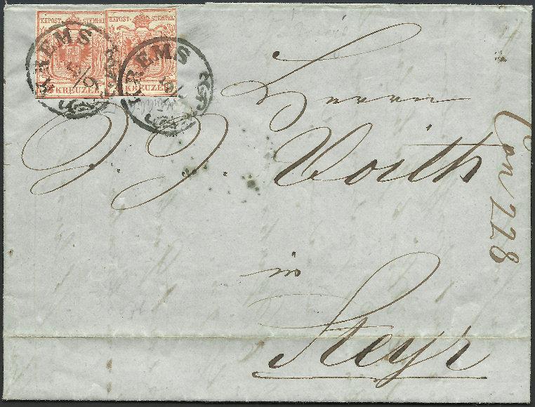 Die erste Österreichische Ausgabe 1850 - Seite 2 1850_310