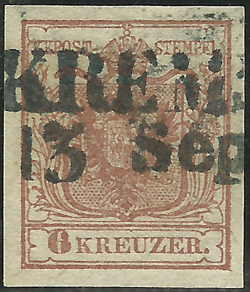 Die erste Österreichische Ausgabe 1850 - Seite 2 1850_610