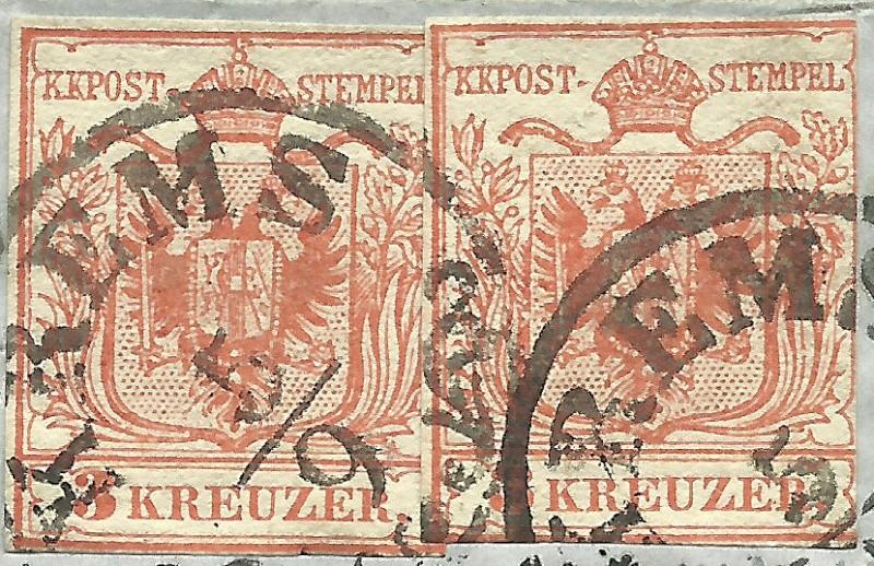 Die erste Österreichische Ausgabe 1850 - Seite 2 1850_l10