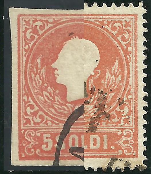 Einschätzung Briefmarken Österreich 1858_l10