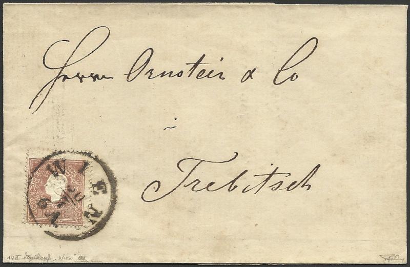 Die Freimarkenausgabe 1858 Type I und II - Seite 2 1859_110