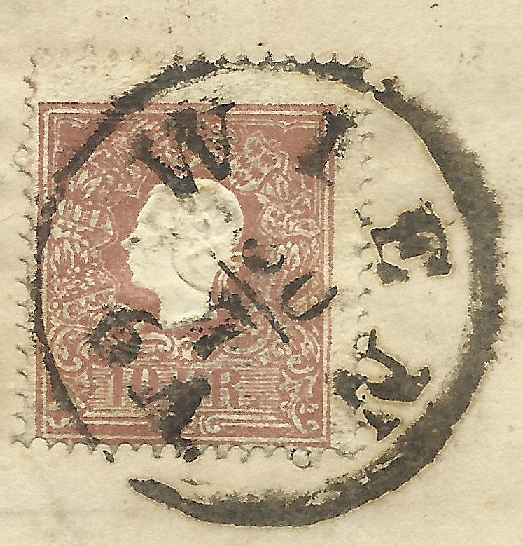 Die Freimarkenausgabe 1858 Type I und II - Seite 2 1859_111