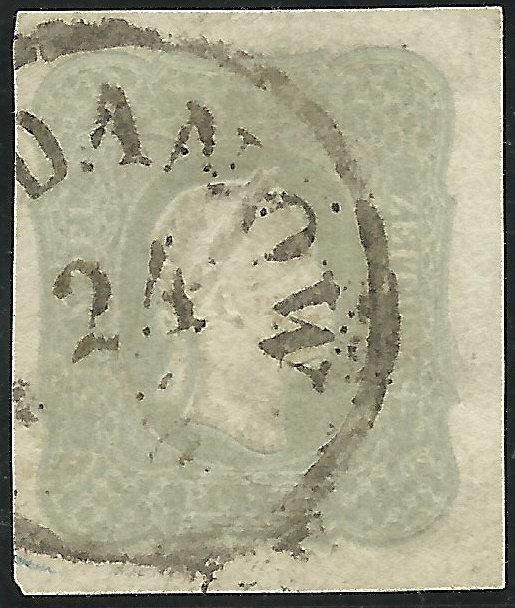 DIE ZEITUNGSMARKEN AUSGABE DES JAHRES 1861 1860_z10