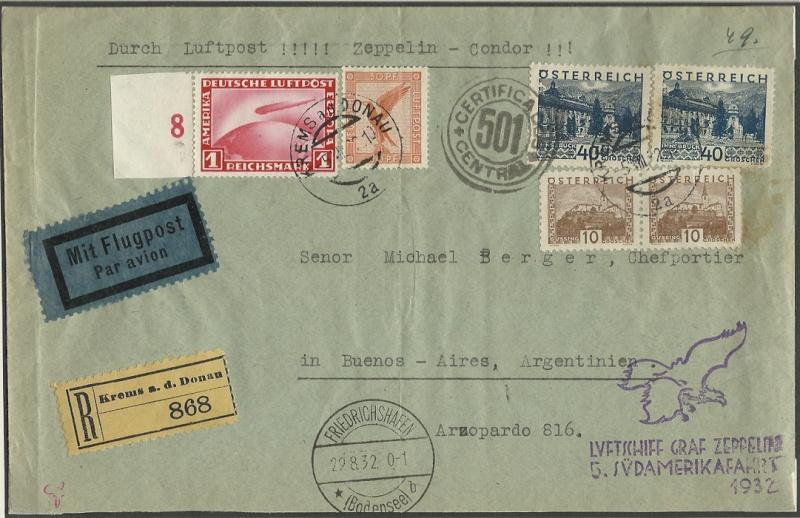nach - Zeppelin Post - Seite 4 19320810