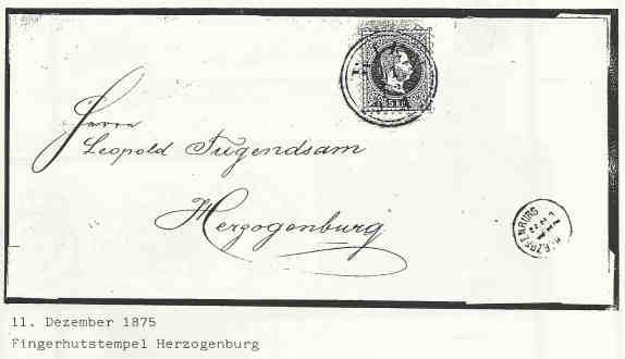 Freimarken-Ausgabe 1867 : Kopfbildnis Kaiser Franz Joseph I - Seite 3 Back_a10