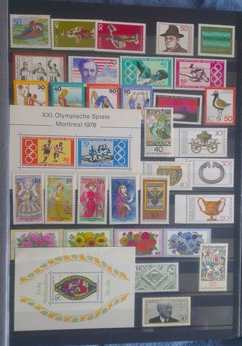 Briefmarkenalbum schätzen  Bild210