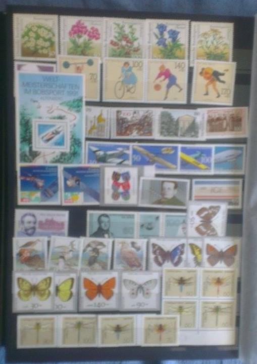 Briefmarkenalbum schätzen  Bild410