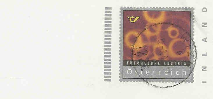 Bonusbriefe der österreichischen Post Bonusb11