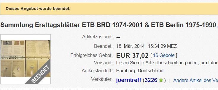 Wert-Entwicklung von ETB (..Blätter) von 2000 bis Heute? Etb_eb11