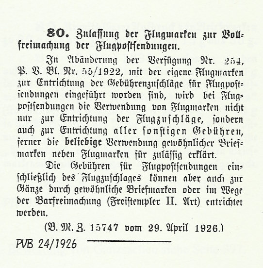 nach - Zeppelin Post - Seite 4 Flugpo11