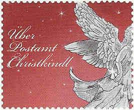 Postamt Christkindl  Leitzettel Leitze10