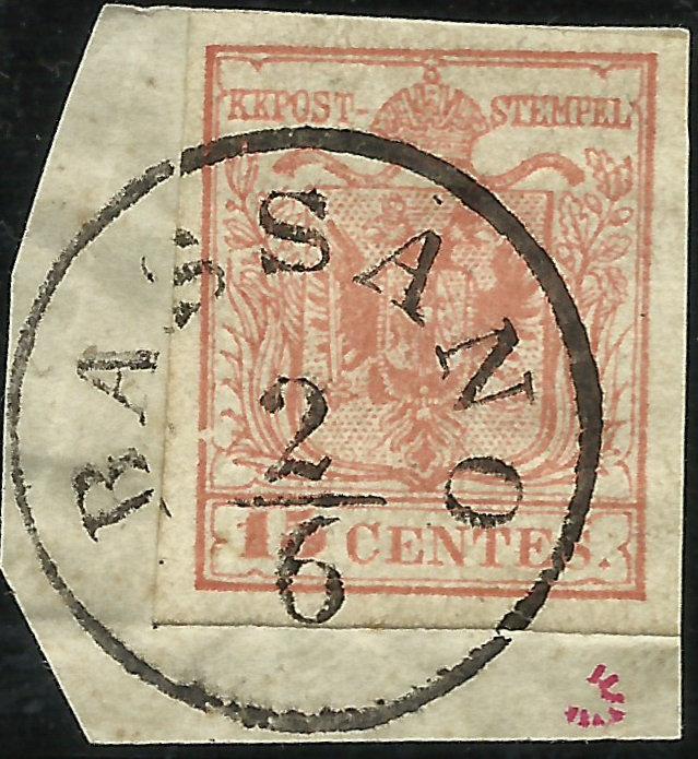 Lombardei - Venetien 1850 - 1858 Lombar11