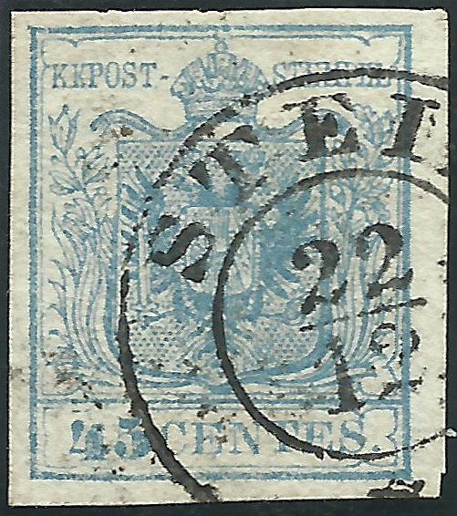 Lombardei - Venetien 1850 - 1858 Lombar12