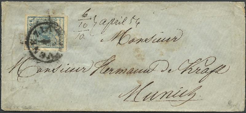 Lombardei - Venetien 1850 - 1858 Lombar13