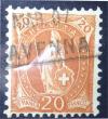 Bitte um Hilfe Schweizer Briefmarke Schwei10