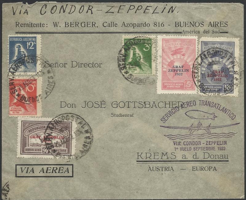 Südamerikafahrten LZ 127 1932 - Seite 2 Zeppel11