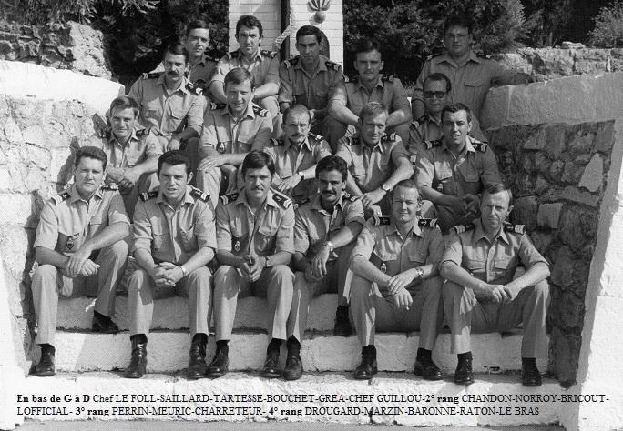 [Les écoles de spécialités] École de Gendarmerie Maritime Toulon. Stage_10