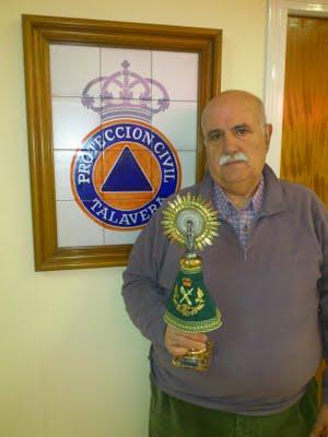 2º Premio sorteo Participantes para EB4DDQ - Antonio REDONDO  Diploma ACRAGC 2013 Trofeo10