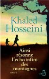 [Hosseini, Khaled] Ainsi résonne l'écho infini des montagnes Cvt_ai11