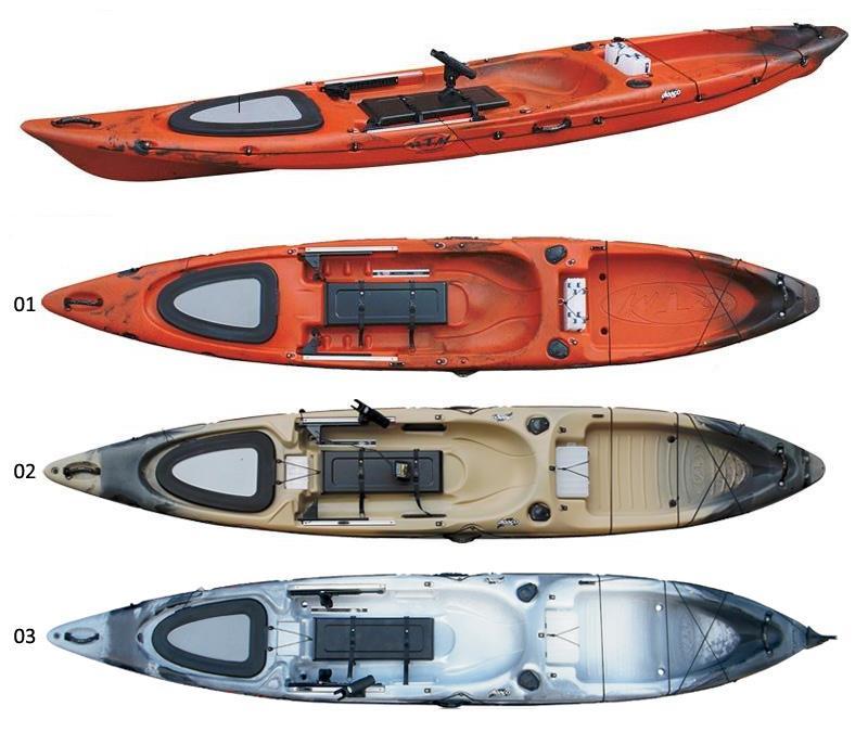 Le Kayak Rotomo10