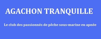 AGACHON TRANQUILLE - club de chasse sous-marine - finistère