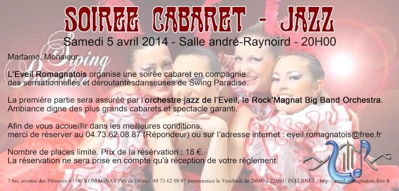 5 avril 2014 - Concert Big Band Eveil Romagnatois- Romagnat Soiree10