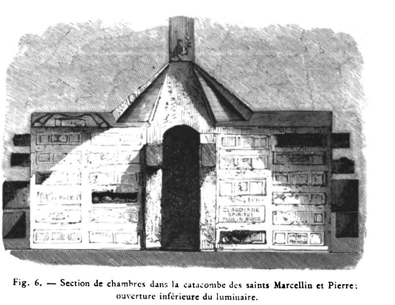 Rome souterraine. P4210