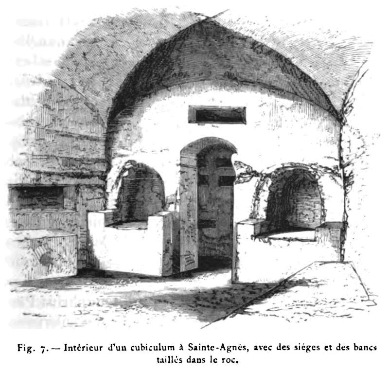 Rome souterraine. P4310