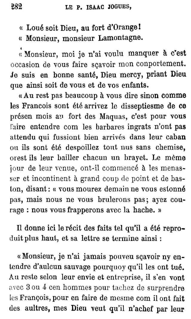 Le P. Isaac Jogues, premier Apôtre des Iroquois. - Page 6 Page_213