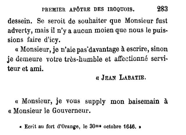 Le P. Isaac Jogues, premier Apôtre des Iroquois. - Page 6 Page_215
