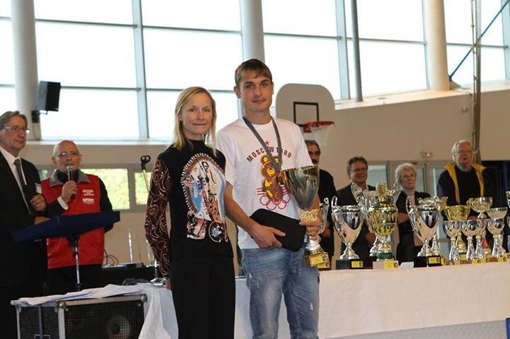 Bertrand Moulinet record  et Champion de France du 100 km  13752611