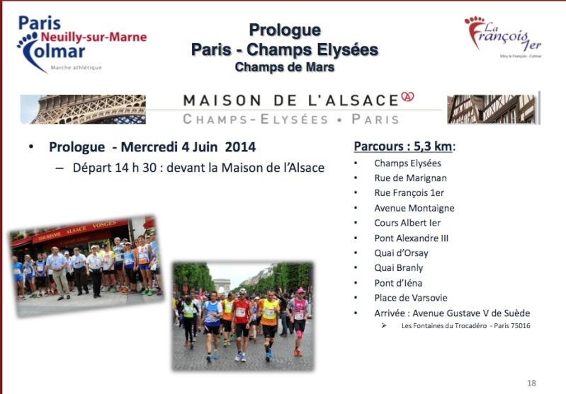 Paris -Colmar 2014   - Page 2 Dapart12