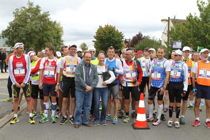 Bertrand Moulinet record  et Champion de France du 100 km  Img_5810