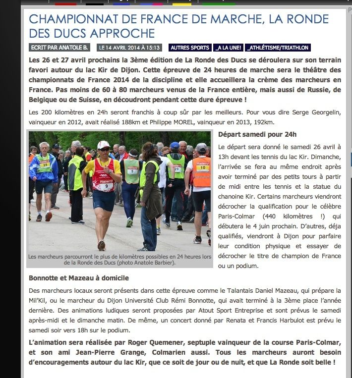 26 27 avril Championnats nationaux  de grand fond 2014 - Page 2 Journa10