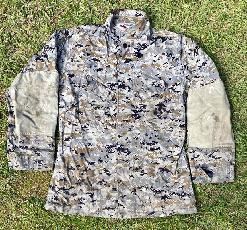 USMC Experimental Arid Urban MARPAT - Hens teeth ULTRA RARE 110