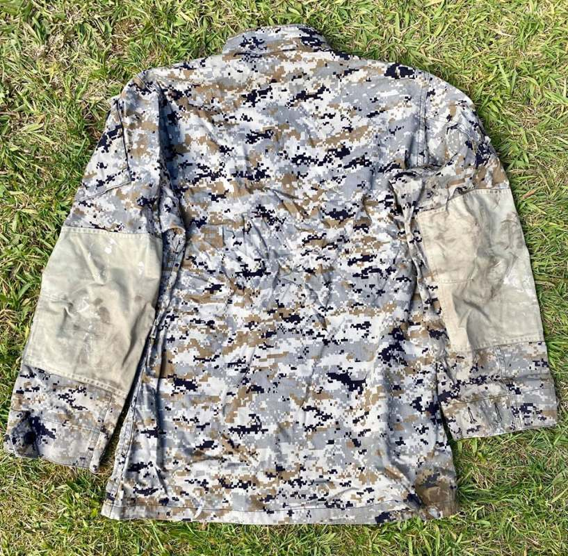 USMC Experimental Arid Urban MARPAT - Hens teeth ULTRA RARE 210