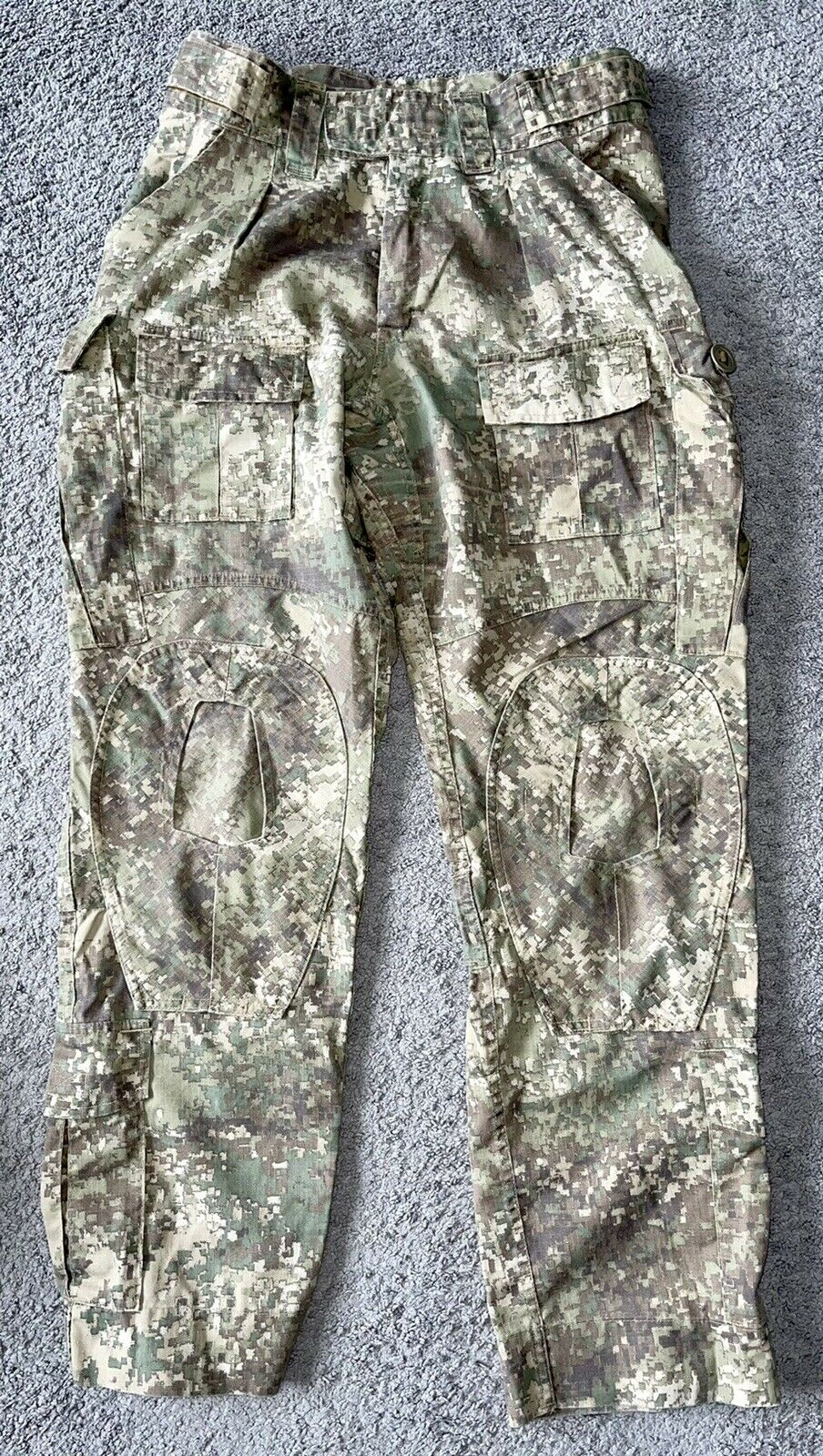Hyperstealth Khaki based Kiwi Crye cut trousers Nz10