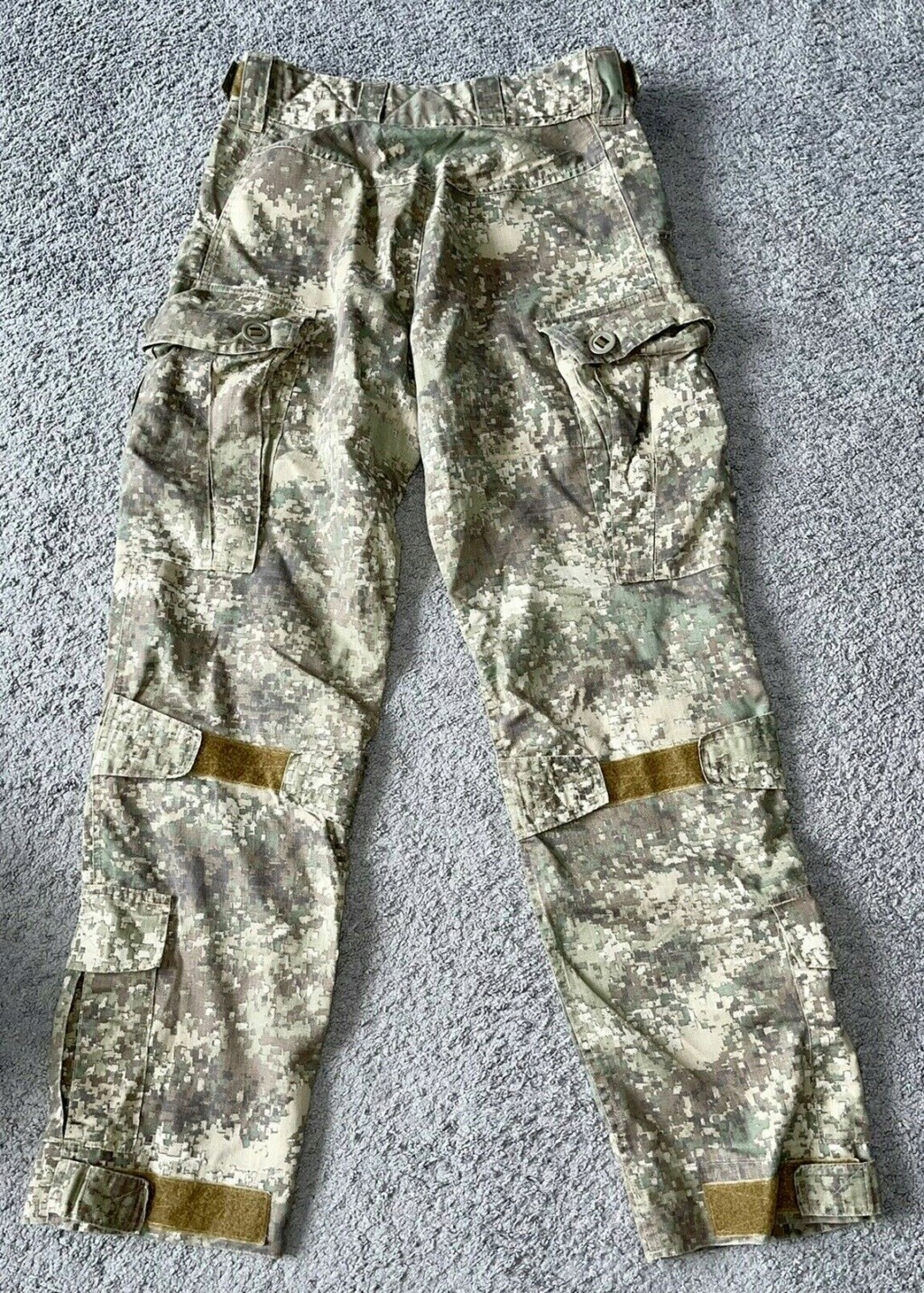 Hyperstealth Khaki based Kiwi Crye cut trousers Nz110
