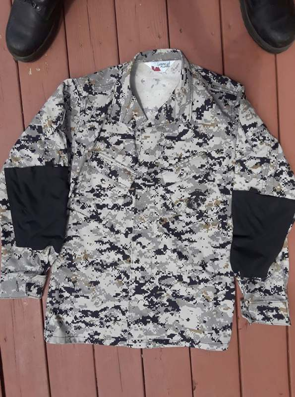 USMC Experimental Arid Urban MARPAT - Hens teeth ULTRA RARE Us110