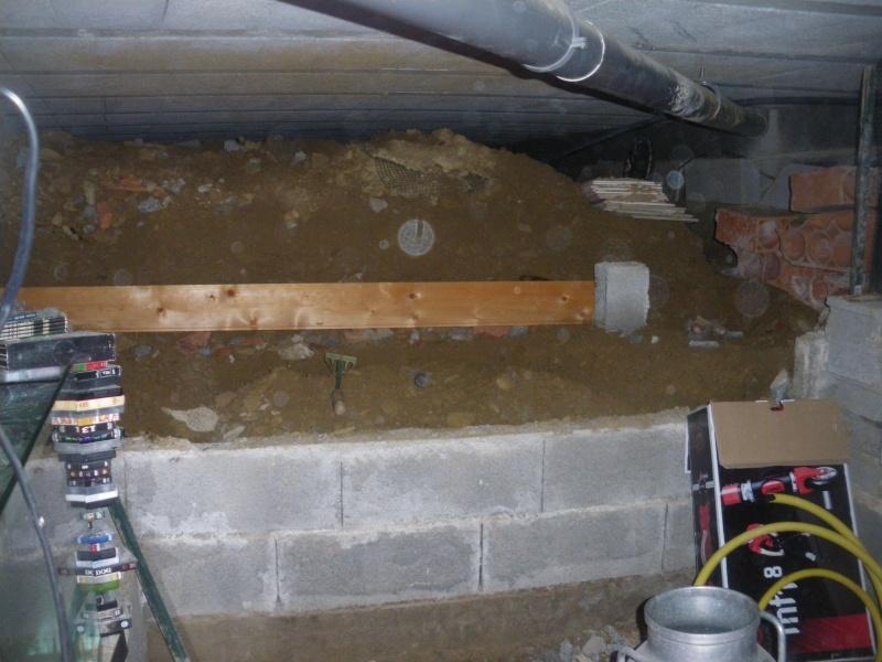 réaménagement de mon vide sanitaire Imgp2519