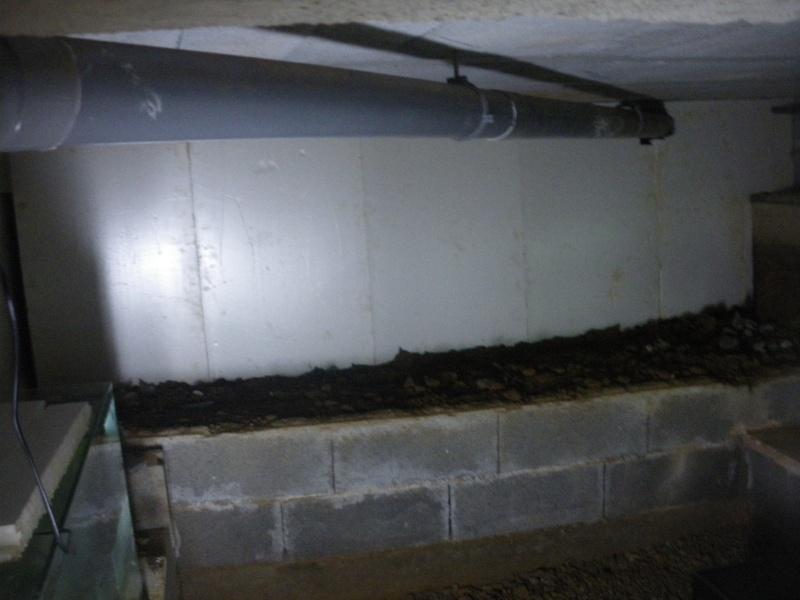 réaménagement de mon vide sanitaire Imgp2636