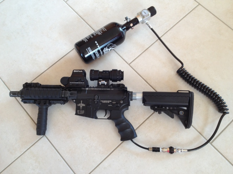M4 Vltor POLARSTAR ( Kit complet ) Img_1410