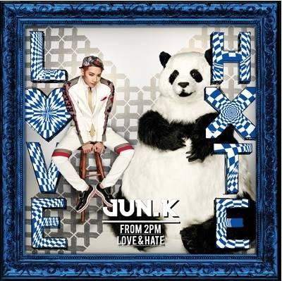 "[05.05.14] [INFO] Album solo de Jun.K ""LOVE & HATE"" 194"