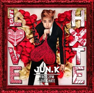 "[05.05.14] [INFO] Album solo de Jun.K ""LOVE & HATE"" 388"